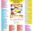 PROGRAMMA CENTRO GIORGIO LA PIRA POMIGLIANO D'ARCO AGOSTO 2015