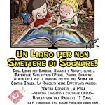 Un Libro per non Smettere di Sognare - art by Francesco Pio Ponsiglione